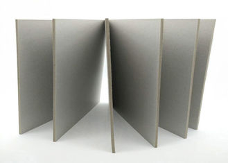 AA Grade Durable and Folding Resistance Book Binding Cover Board Two Side Gray